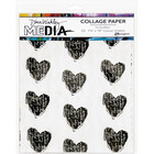Dina Wakley Media - Collage Tissue Paper, 20 arkkia