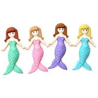 Dress It Up - Mermaid Friends, Koristenappisetti