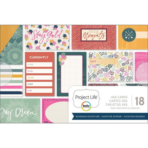 Project Life - Themed Cards 4