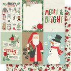 Simple Stories - Merry & Bright Double-Sided Elements Cardstock 12