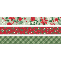 Simple Stories - Carpe Diem Merry & Bright, Washi Tape, 3 rullaa