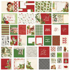 Simple Stories - Sn@p! Card Pack Simple Vintage Christmas, 48 osaa
