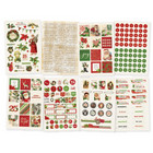 Simple Stories - Simple Vintage Christmas, Tarrasetti, 8 arkkia