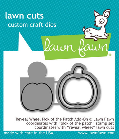 Lawn Fawn - Reveal Wheel Pick Of The Patch Add-On, Stanssisetti
