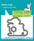 Lawn Fawn - Oh What Fun, Stanssisetti