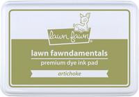 Lawn Fawn - Dye Ink, Artichoke, Leimamustetyyny