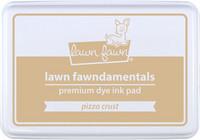 Lawn Fawn - Dye Ink, Pizza Crust, Leimamustetyyny