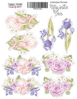Fabrika Decoru - Tarra-arkki, Majestic Iris 1