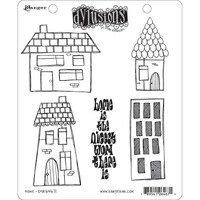 Dylusions - Cling Stamp Collections, Home