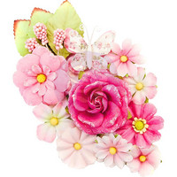 Prima Marketing -  Misty Rose Paper Flowers, Lafayette