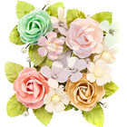 Prima Marketing -  Misty Rose Paper Flowers, Paxton