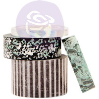 Prima Marketing - Flirty Fleur Decorative tape, 4 rullaa