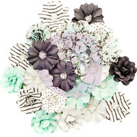 Prima Marketing -  Flirty Fleur Paper Flowers, Little Moments