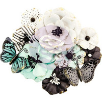 Prima Marketing -  Flirty Fleur Paper Flowers, Take Flight