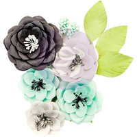 Prima Marketing -  Flirty Fleur Paper Flowers, Simplicity