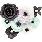 Prima Marketing -  Flirty Fleur Crepe Paper Flowers, Perfect Day