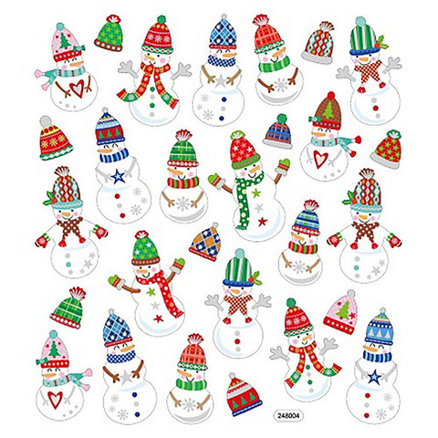 Tarra-arkki, Snowmen With Hats