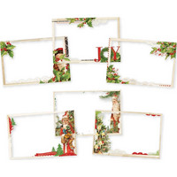 Simple Stories - Simple Vintage Christmas Transparencies 4