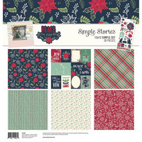 Simple Stories - Collection Kit, Peace On Earth, 12