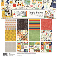 Simple Stories - Collection Kit, School Rocks!, 12