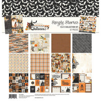 Simple Stories - Collection Kit, Simple Vintage Halloween, 12