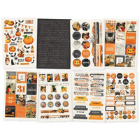 Simple Stories - Simple Vintage Halloween, Tarrasetti, 8 arkkia