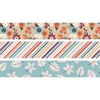Simple Stories - Carpe Diem Forever Fall, Washi Tape, 3 rullaa