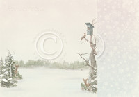 Pion Design - Winter Wonderland - Winter morning
