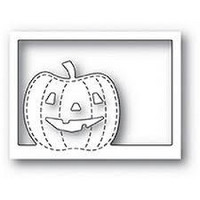 Poppy Stamps - Pumpkin Collage, Stanssi