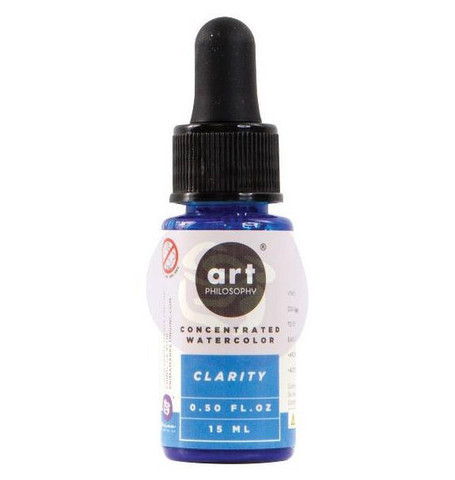 Prima Marketing - Clarity, Art Philosophy Watercolor Concentrate