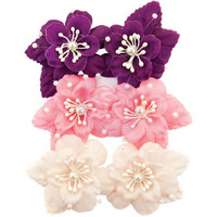 Prima Marketing -  Moon Child Fabric Flowers, Magical Gypsy