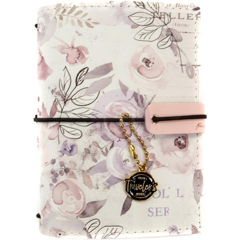 Prima Marketing - Lavender Frost, Prima Traveler's Journal Passport