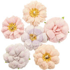 Prima Marketing -  Lavender Frost Paper Flowers, Sweet Melody