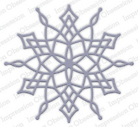 Impression Obsession - Snowflake 6, Stanssi