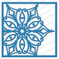 Impression Obsession - Snowflake Block, Stanssi