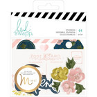 Heidi Swapp - Emerson Lane Ephemera Die-Cuts, 64 osaa