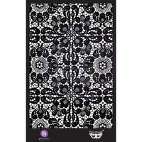 Prima Marketing - Finnabair Stencil Ornate Lace, Sapluuna 6