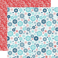 Echo Park - Celebrate Winter Double-Sided Cardstock 12