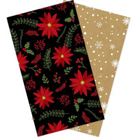 Echo Park - Traveler's Notebook Insert, Vihkosetti, Celebrate Christmas Lined