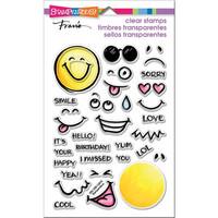 Stampendous - Emojis, Leimasetti