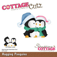 Cottage Cutz - Hugging Penguins, Stanssisetti