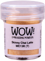 WOW! - Pearlescent Skinny Chai Latte (T), Kohojauhe, Regular, 15ml
