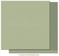 Maja Design - Monochromes, Shades of Christmas, Mistletoe Green