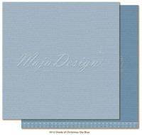 Maja Design - Monochromes, Shades of Christmas, Skyblue