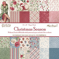 Maja Design - Christmas Season, Paperikko, 6