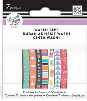 MAMBI - Happy Planner Washi, Healthy Hero, Teippisetti
