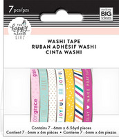 MAMBI - Happy Planner Washi, Faith Warrior, Teippisetti