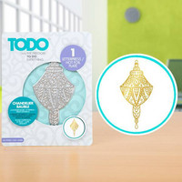 TODO - Hotfoil Stamp, Chandelier Bauble