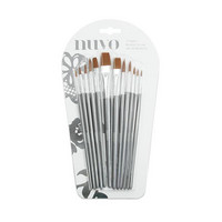 Tonic - Paint Brush Set, Pensselisetti