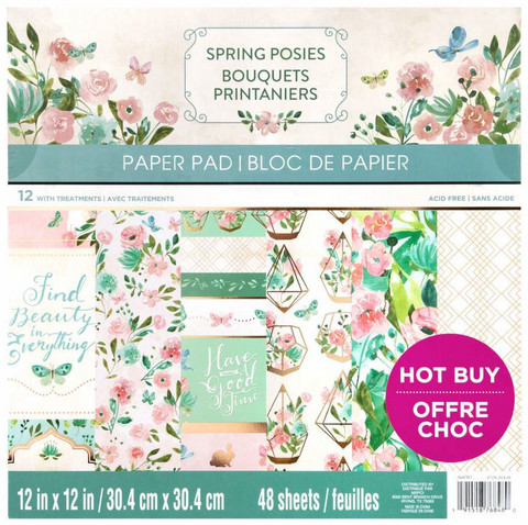 Craft Smith - Spring Posies, 12